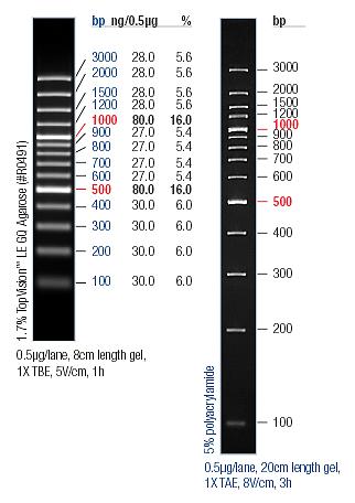 Štandard molekulových hmotností