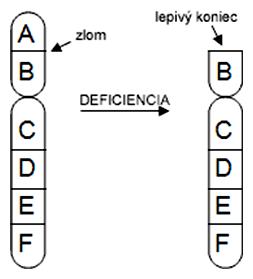 Schéma deficiencie