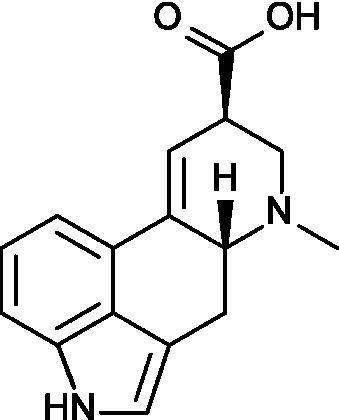 Kyselina lysergová